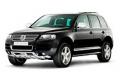 Накладки на педали VW Touareg 7L (2002 - 2010)